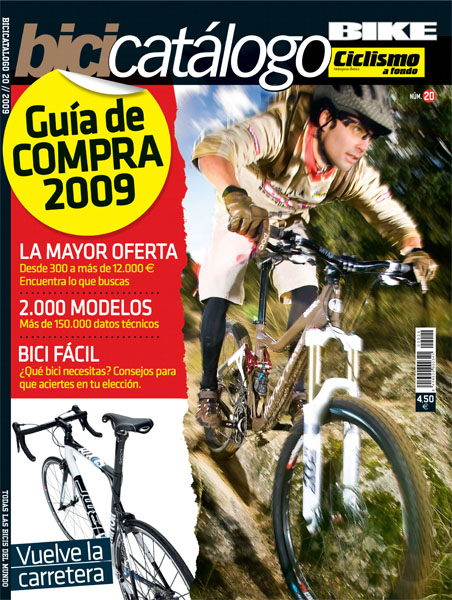 Portada BiciCatalogo 2009