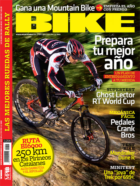 Portada BIKE 201