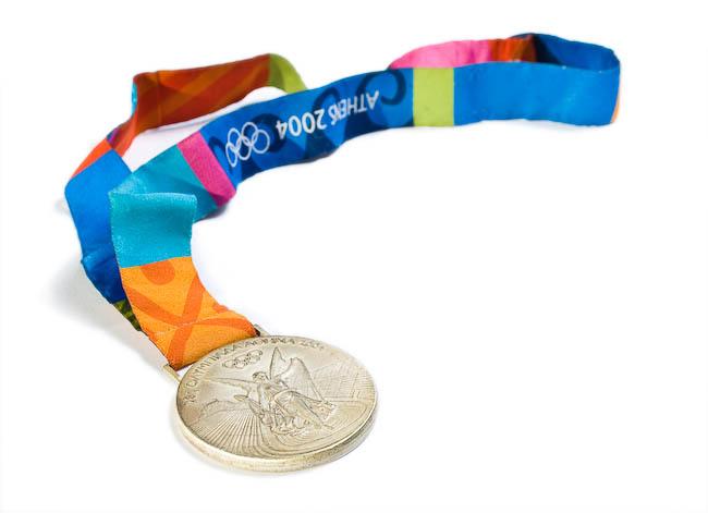 Medalla Olímpica de Jose Antonio Hermida