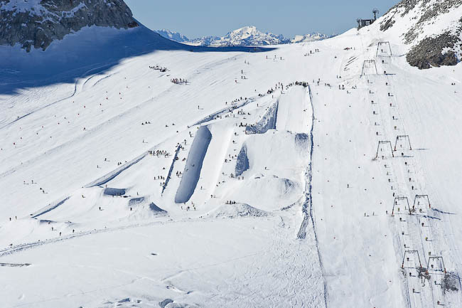 Hintertux Snowpark