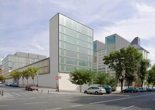 Arquitectura en Madrid