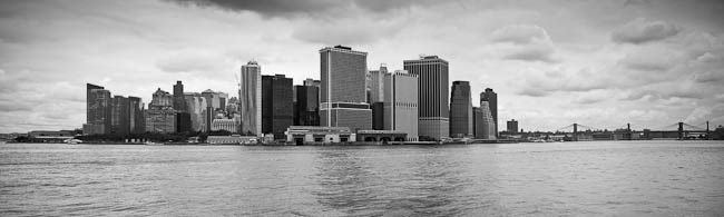 Downtown Manhattan, NYC