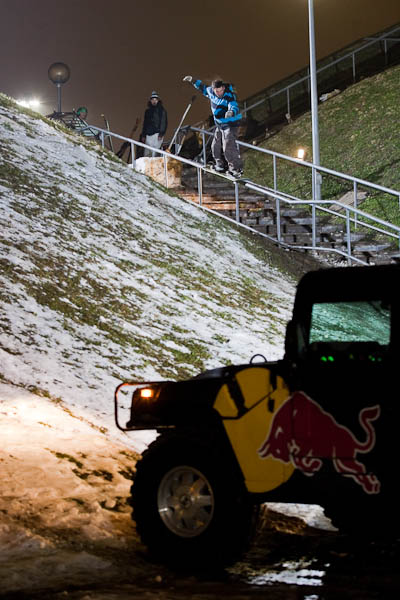 RedBull Nigth Session