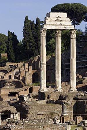 Foros Romanos, Roma