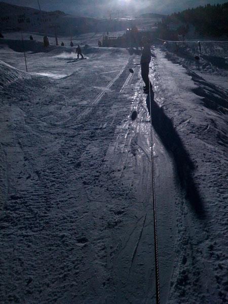 Snowboard Day en Cerler